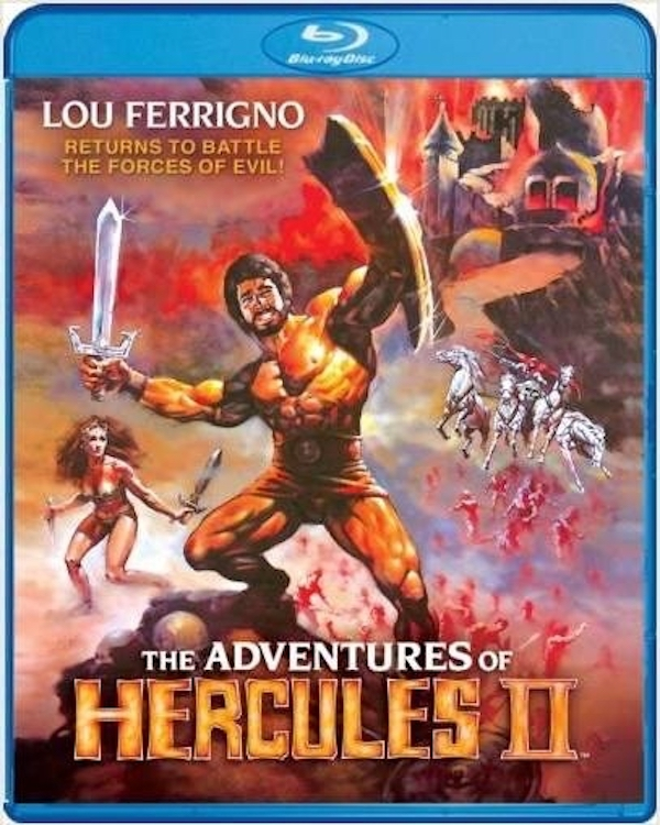 The Adventure of Hercules II (1985) - Blu-ray Review