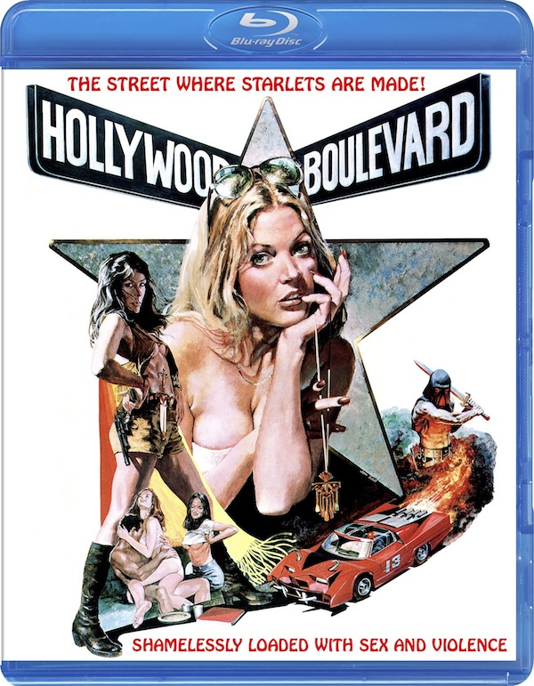 Hollywood Beoulevard (1976) - Blu-ray Review