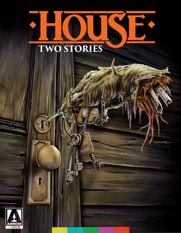 "House"" Two Stories - Blu-ray Review"