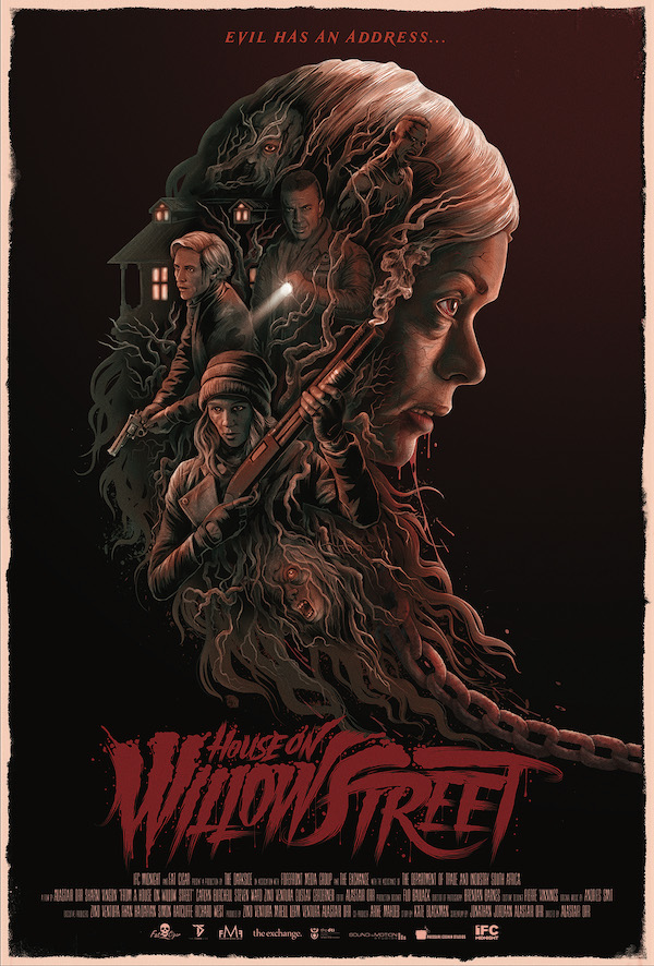 From a House on Willow Street - Movie Review