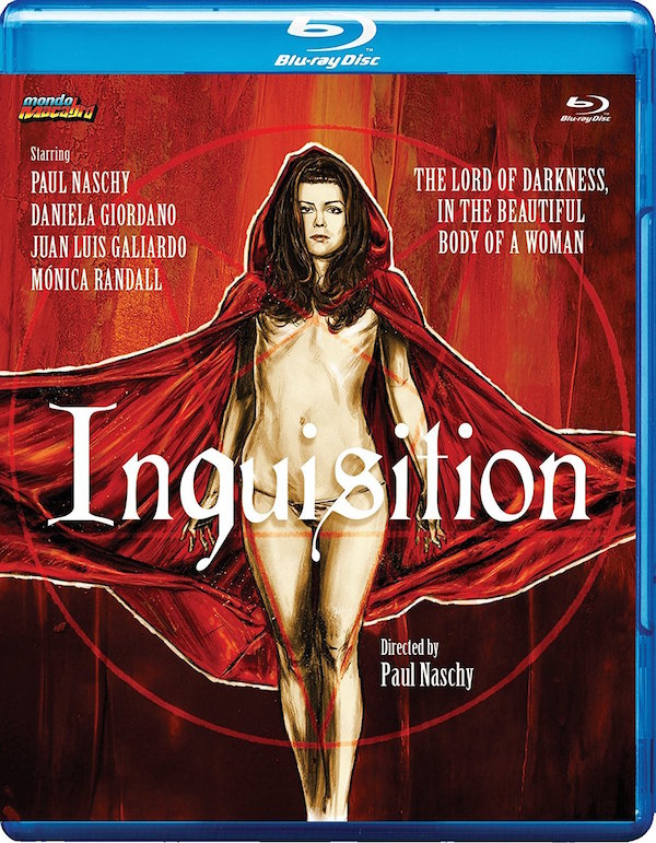 Inquisition (1978) - Blu-ray Review