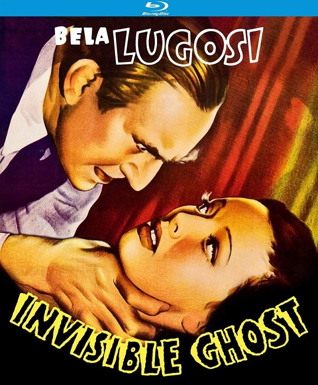 Invisible Ghost (1941) - Blu-ray Review