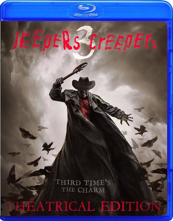 Jeepers Creepers 3 - Blu-ray Review