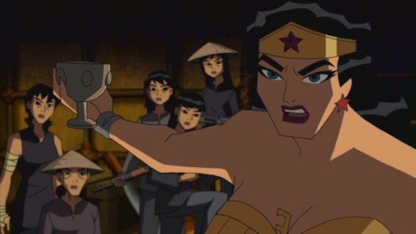 Justice League: The New Frontier - Blu-ray Review