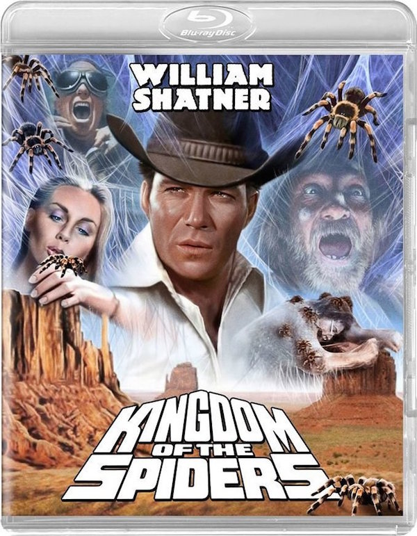 Kingdom of the SPiders (1977) - Blu-ray Review