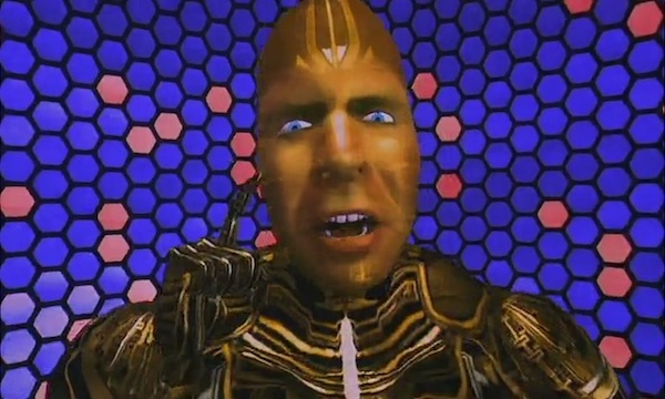 The Lawnmower Man (1992) - Blu-ray Review