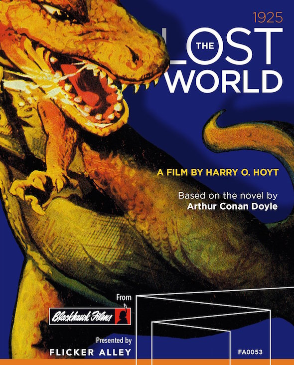 The Lost World (1925) - Blu-ray Review