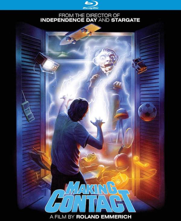 Making Contact (1985) - Blu-ray Review