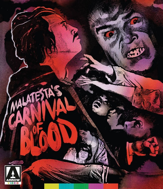 Malatesta's Carnival of Blood (1973) - Blu-ray Review