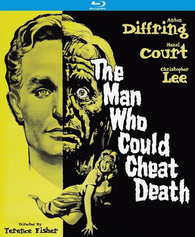 The Man Who Could Cheat Death (1959) - Blu-ray Review