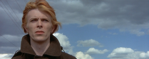 The Man Who Fell to Earth: Limited Collector's Edition - Blu-ray Review