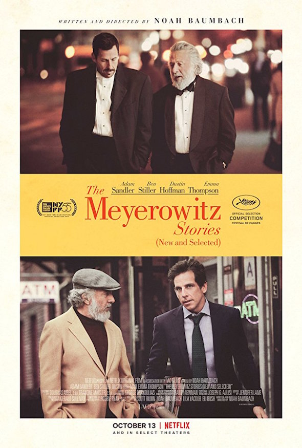 The Meyerowitz Stories - Netflix Finds Review