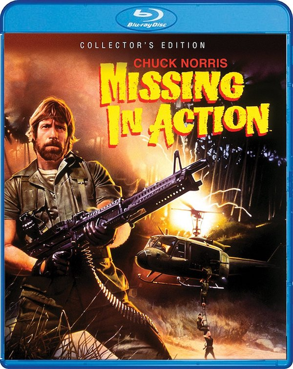 Missing in Action: Collector's Edition (1984) - Blu-ray Review and Details