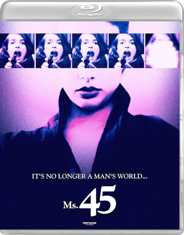 Ms. 45 - Blu-ray Review