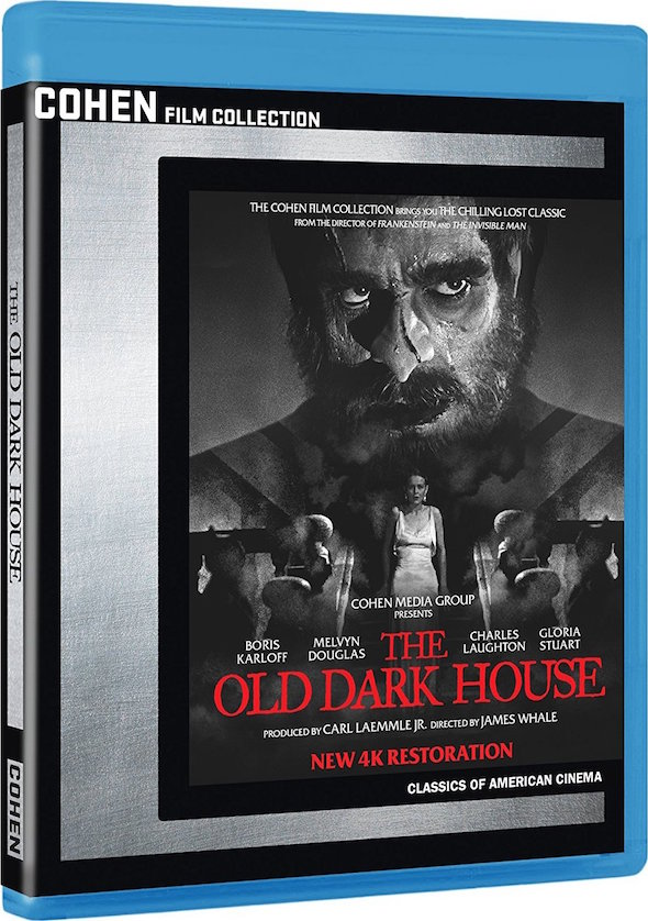 The Old Dark House (1932) - Blu-ray