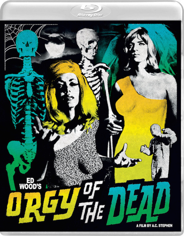 Orgy of the Dead (1965) - Blu-ray