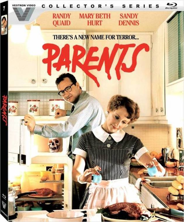 Parents (1989) - Blu-ray Review