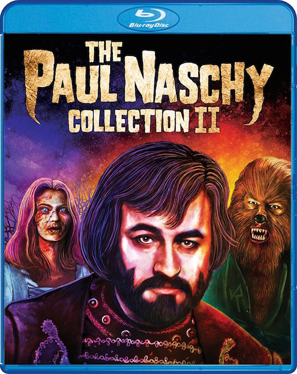 Paul Naschy Collection II - Blu-ray Details