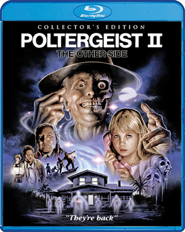 Poltergeist II Collector's Edition- Blu-ray Review
