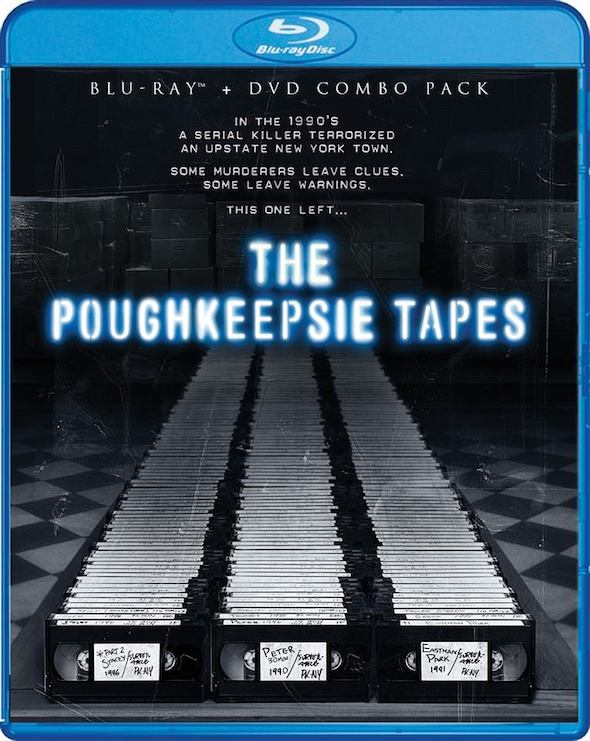 The Poughkeepsie Tapes - Blu-ray