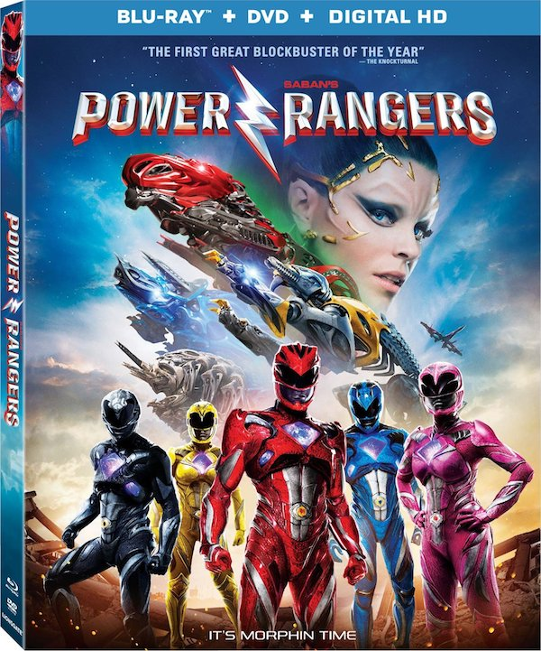 Saban's Power Rangers - Movie Review