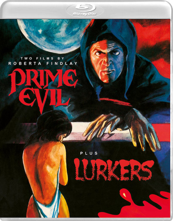 Prime Evil/Lurkers - Blu-ray