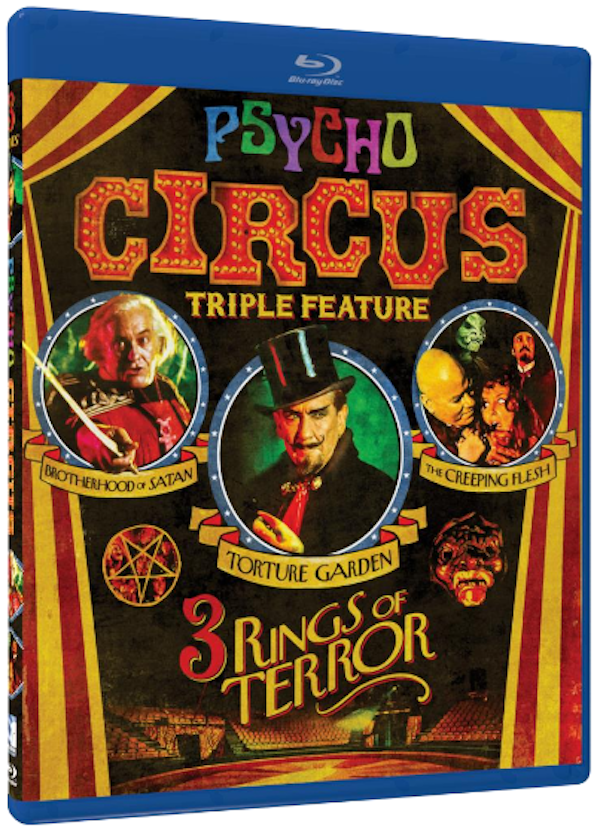 Psycho Circus - Blu-ray Review