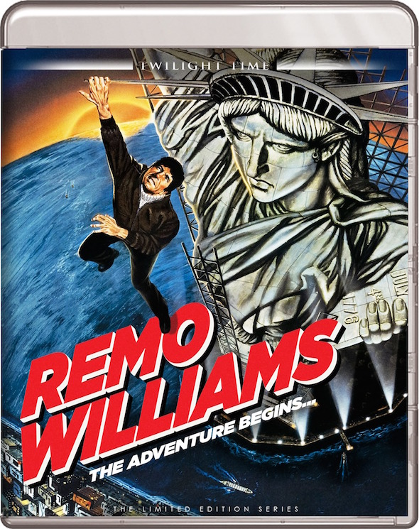 Remo Williams: The Adventure Begins (1985) - Blu-ray