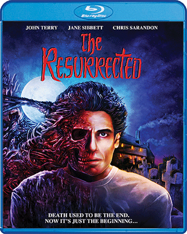 The Resurrected (1991) - Blu-ray Review