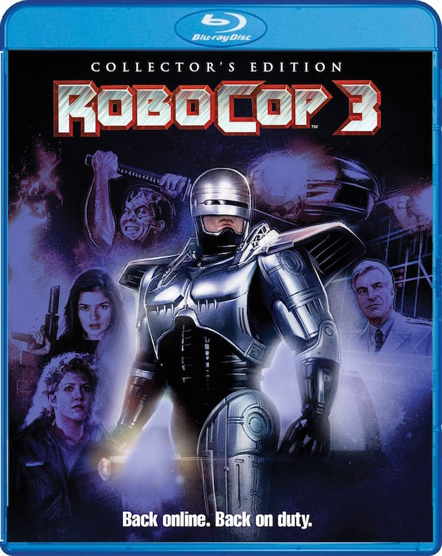 Robocop 3: Collector's Edition - Blu-ray Review and Details