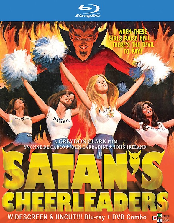 Satan's Cheerleaders (1977) - Blu-ray Review and Details