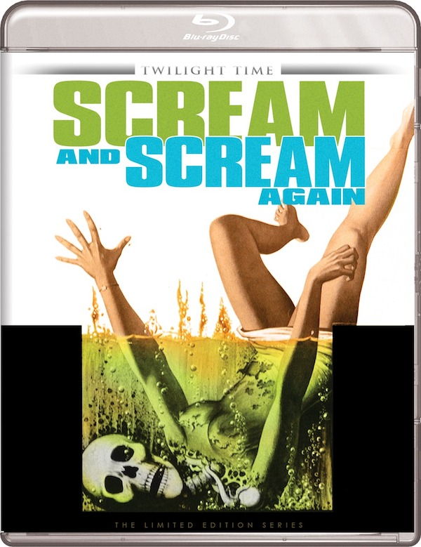 Scream and Scream Again (1970) - Blu-ray Review