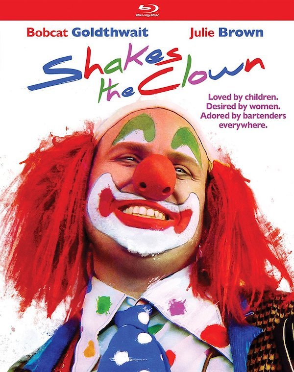 Shakes the Clown - Blu-ray Review