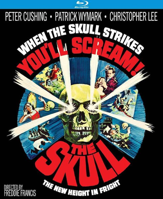 The Skull (1965) - Blu-ray Review