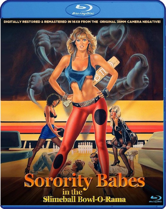Sorority Babes in the Slimeball Bowl-O-Rama (1987) - Blu-ray Review