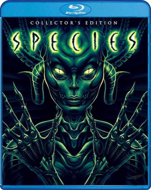 Species: Collector's Edition (1995) - Blu-ray Review