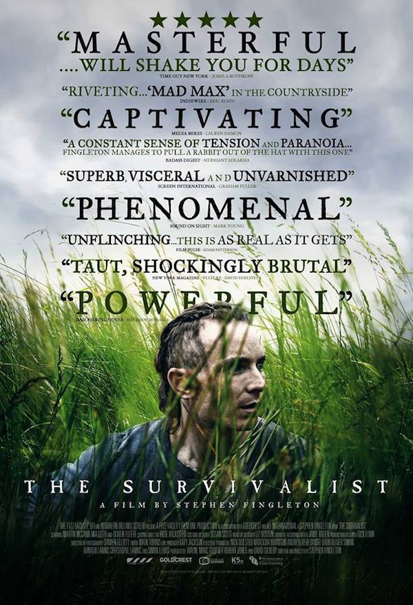 The Survivalist - Movie Review