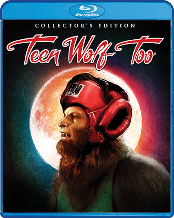 Teen Wolf Too - Blu-ray Review