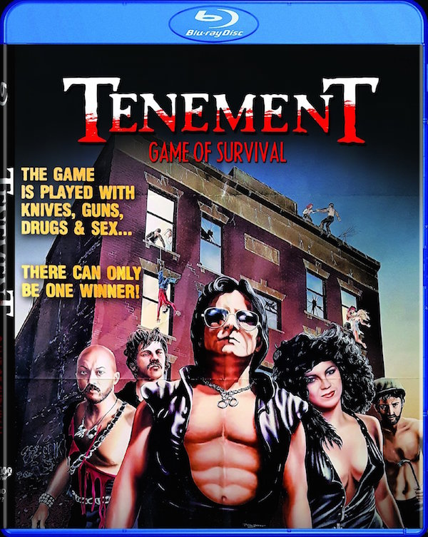 Tenement: Game of Survival (1985) - Blu-ray Review