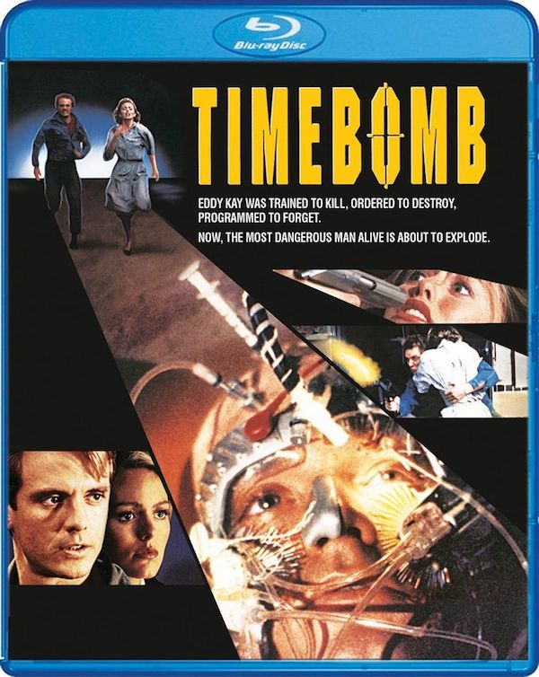 Timebomb (1991) - blu-ray