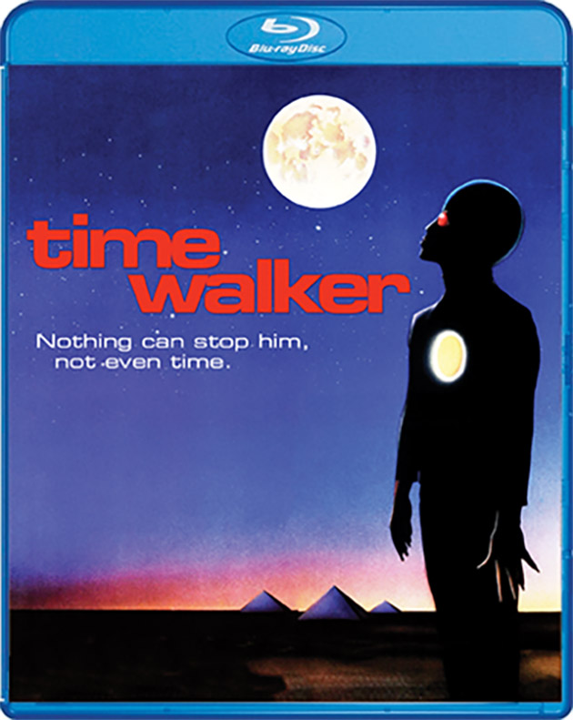 Time Walker (1982) Blu-ray Review