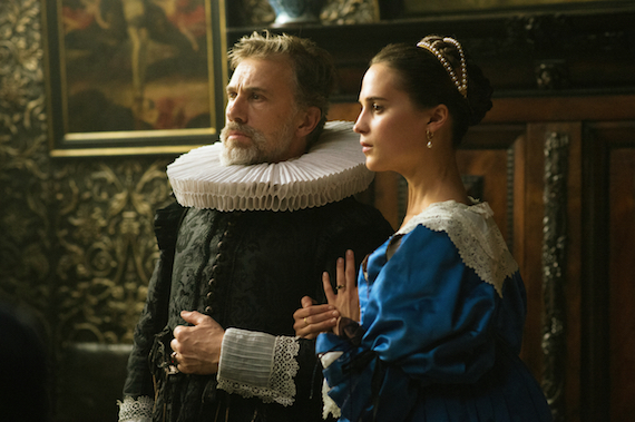 Tulip Fever (2017) - Blur-ay Review