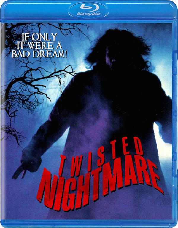 Twisted Nightmare (1987) - Blu-ray Review