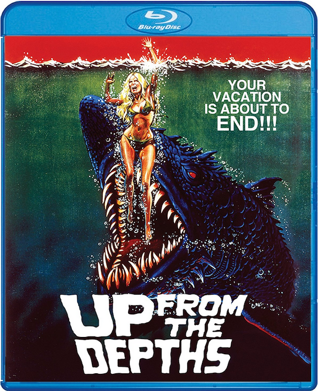 Up From the Depths - Blu-ray Review