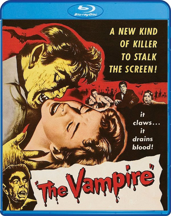 The Vampire (1956) - Blu-ray Review