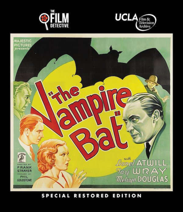 The Vampire Bat: Special Restored Edition (1933) - blu-ray Review
