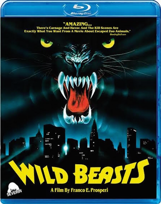 Wild Beasts (1983) - Blu-ray Review