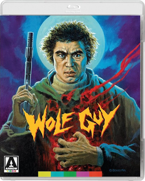 Wolf Guy - Blu-ray Review
