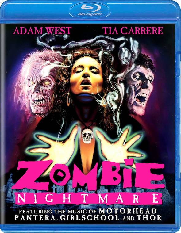 Zombie Nightmare (1986) - Blu-ray Review