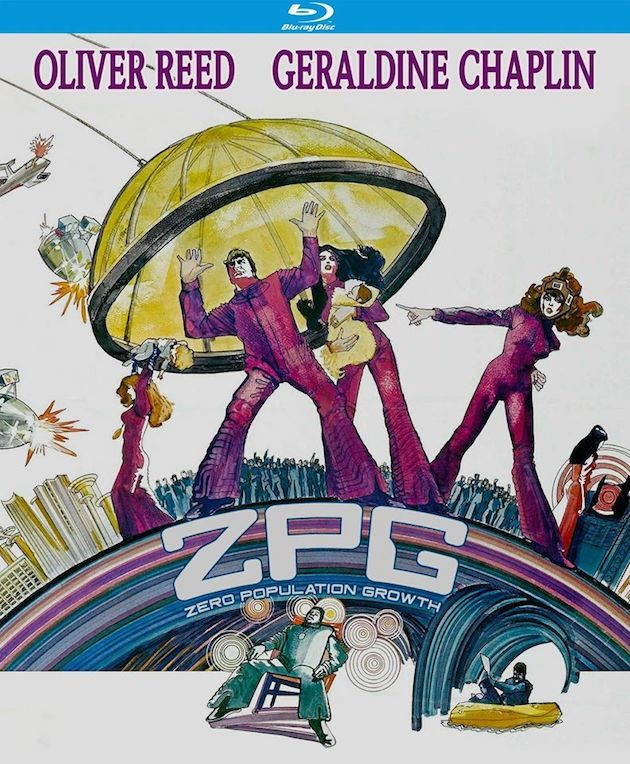 Z.P.G. (1972) Blu-ray Review
